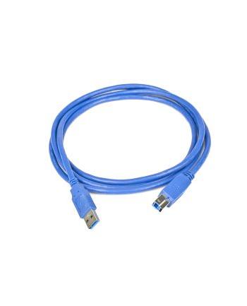 GEMBIRD Kabel USB 3.0 A-B 1,8m (niebieski)