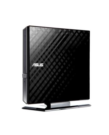 ASUS SDRW-08D2S-U LITE/czarny, External Slim DVD-RW, czarny, USB