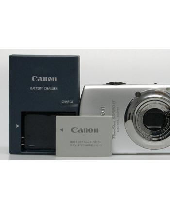 Canon NB-5L akumulator do Ixus 800