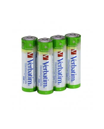 VERBATIM Akumulatory AA Premium 4-Pack 2500 mAh
