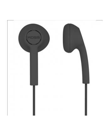 Słuchawki douszne KOSS KE5 - (wcześniej KEB4 BLACK STEALTH)