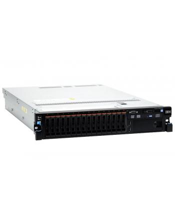 IBM SRV Express x3650 M4, Xeon 6C E5-2620 95W 2.0GHz/1333MHz/15MB, 1x8GB, 2x300GB HS 2.5in SAS, SR M5110e, Multi-Burner,