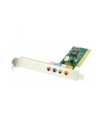 karta muzyczna, 4World CMI8738, PCI, 4 kanały