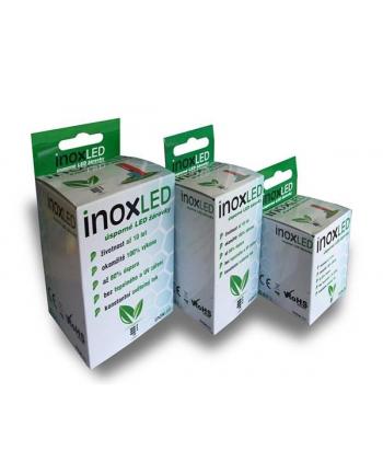 INOXLED LED żarówka, ECO GU10 3528, 230V, 2W, WW, 150lm, 60 000h