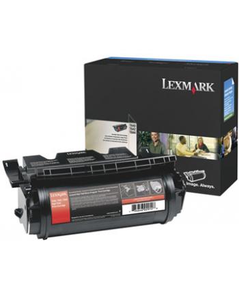 Toner Lexmark black korporacyjny | 21000str | T642