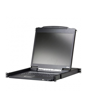 ATEN KVM Console LCD 19'' + keyboard + touchpad 19'' 1U (PS/2-USB)