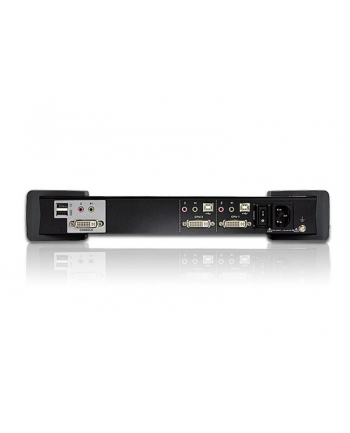 ATEN Secure KVM 2/1 CS-1182 DVI USB Audio (NIAP, EAL2+)