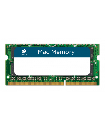Corsair 8GB 1600MHz DDR3 CL11 Unbuffered SODIMM Apple Qualified