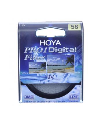 FILTR HOYA UV (O) PRO1D 58 mm