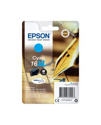 Tusz Epson DURABrite Ultra 16XL - cyjan