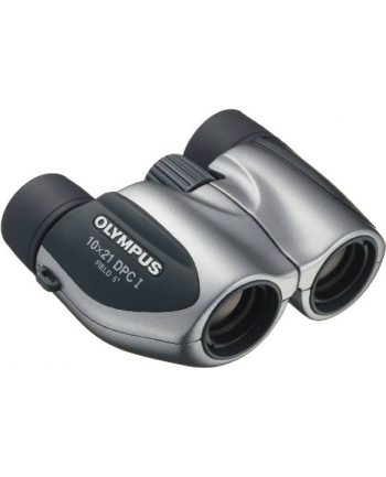 Lornetka Olympus 10x21 DPC I    srebrna  + pokrowiec