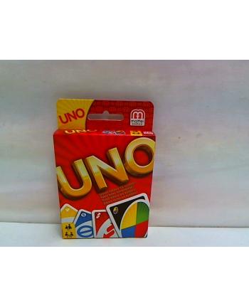 MATTEL Gra Karty Uno