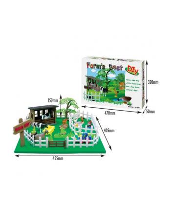 AXIOM Puzzle Piankowe 3D Farma