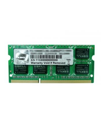 G.SKILL SO-DIMM DDR3 8GB 1333MHz CL9