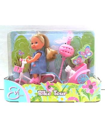 EVI na rowerze turystycznym.  (WYSYŁKA LOSOWA, BRAK MOŻLIWOSCI WYBORU)