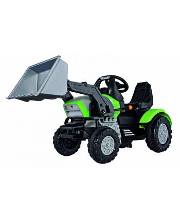 BIG Traktor John XL z ładowarką