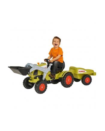 BIG Traktor z przyczepą Class