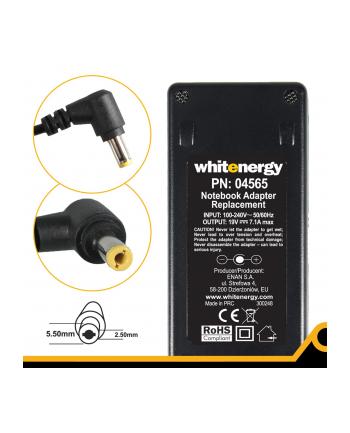 Whitenergy zasilacz 19V/7.1A 135W wtyczka 5.5x2.5 Acer