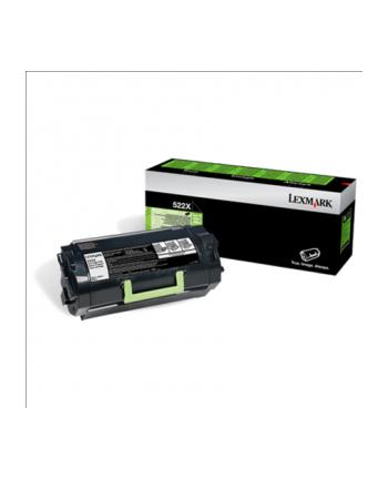 Toner Lexmark 520XA | black | 45000 str. | MS811dn / MS811dtn / MS811n / MS812de
