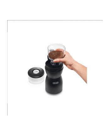 Młynek do kawy DeLonghi KG 49 (150W/ udarowy/ czarny)
