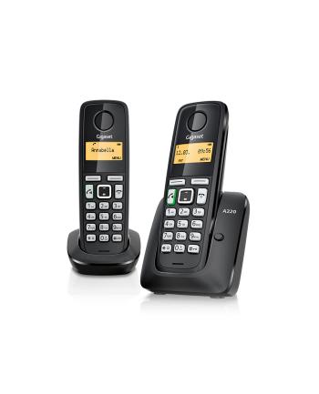 TELEFON SIEMENS GIGASET A220 DUO