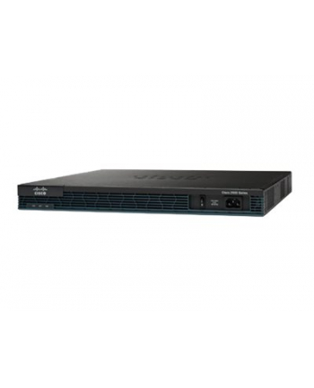 Cisco 2901 Voice Security Bundle, PVDM3-16, UC and SEC License PAK