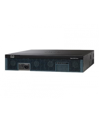 Cisco 2911 Voice Security Bundle, PVDM3-16, UC and SEC License PAK
