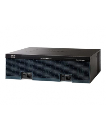 Cisco 3925E UC Sec Bundle, PVDM3-64, UC and SEC License