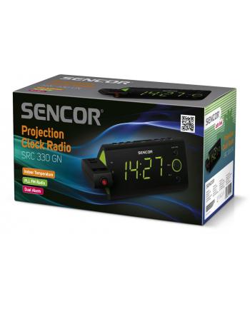 SRC 330GN radiobudzik