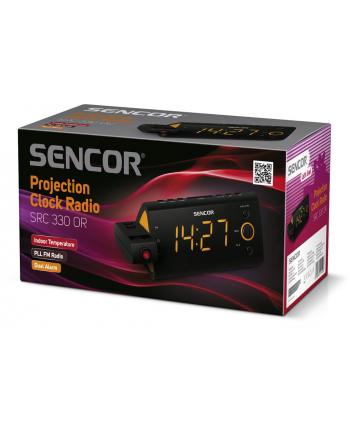SRC 330OR radiobudzik