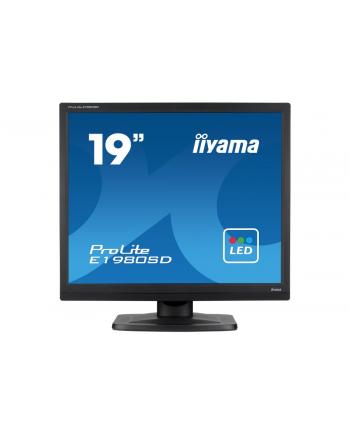 MONITOR LED IIYAMA 19  E1980SD-B1 BLACK 5:4