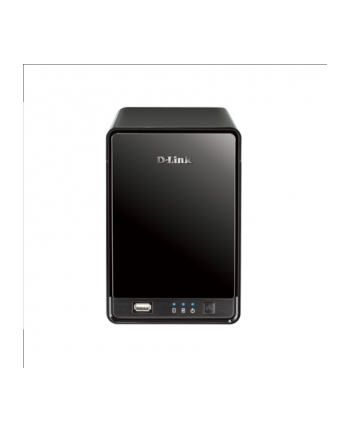 D-LINK [DNR-322L] Rejestrator Video dla 9 kamer IP [ LAN Gigabit ] [ 2x SATA II - bez dysków ] [mydlink]