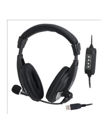 LOGILINK - Słuchawki stereo z mikrofonem High Quality