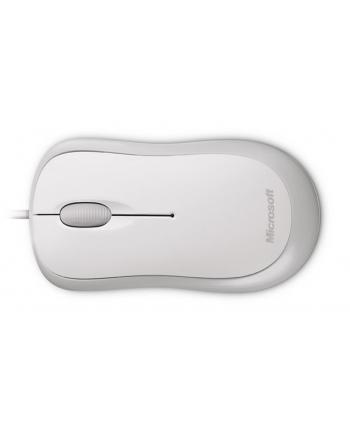 MYSZ Basic Optical Mouse Mac/Win USB EMEA EG EN/DA/DE/IW/PL/RO/TR Hdwr White / Microsoft