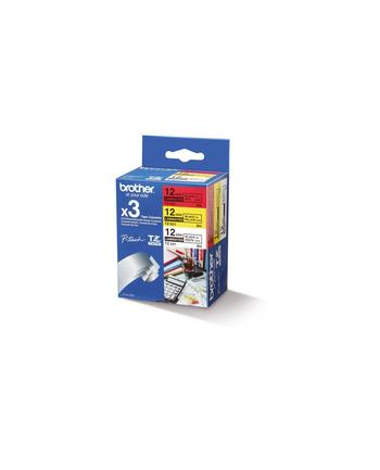 Taśma Brother 3 pcs Multi pack (TZ231+TZ431+TZ631)
