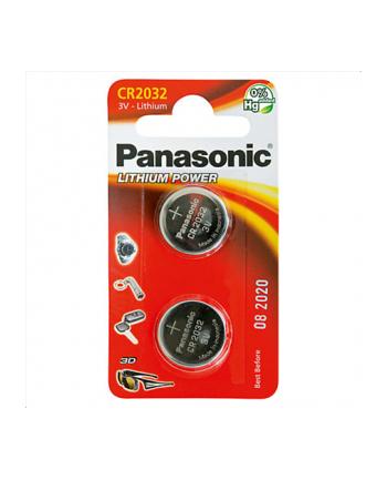 Bateria Panasonic CR2032 | 2 szt. | blister