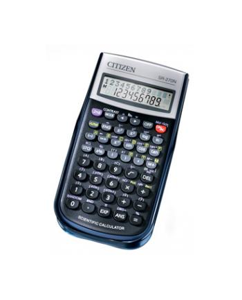 Kalkulator naukowy CITIZEN SR270N, 236 funkcji, Obliczenia do 24 miejsc