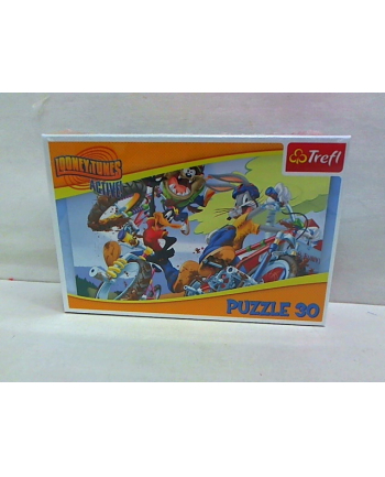 TREFL 30 EL. Looney Tunes Rajd rowerowy