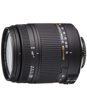 Sigma 18-250mm F3.5-6.3 DC Macro OS HSM for Nikon