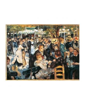 CLEMENTONI 1000 EL. Renoir Bal w Moulin