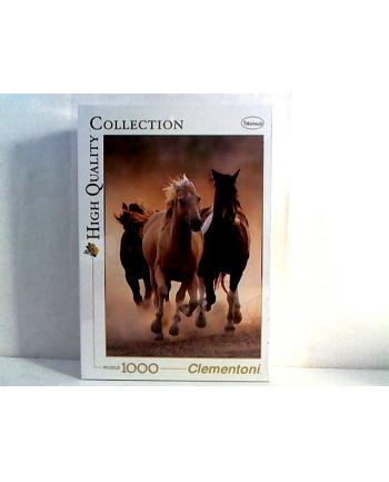 CLEMENTONI 1000 EL. Konie