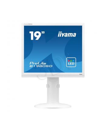LCD LED 19'' Prolite B1980SD, wide, 5ms, DVI, głośniki, biały