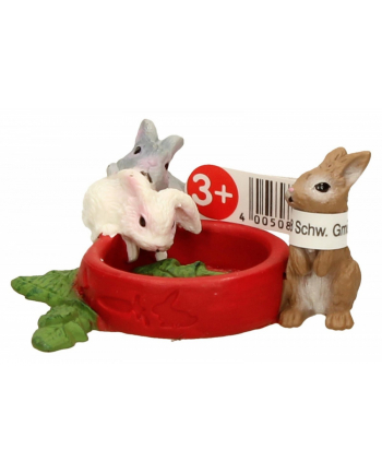 SCHLEICH Młode króliki new 2013