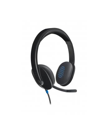 Słuchawki USB Headset H540