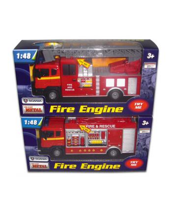 TEAMA Straż Pożarna Scania