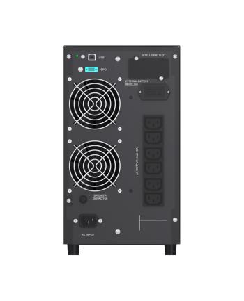 Power Walker UPS On-Line 2000VA, 6x IEC, RJ11/RJ45, USB, LCD