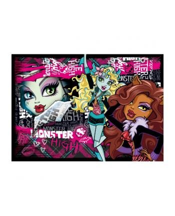 CLEMENTONI 104 EL. Monster High