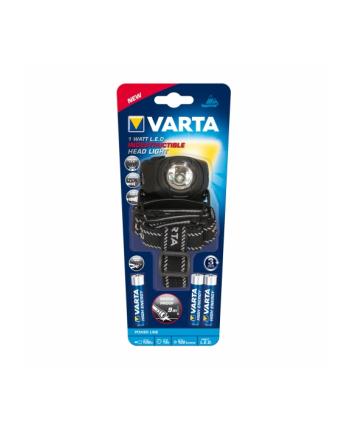 Latarka LED Niezniszczalna HEAD Light 1W (+3xAAA) 100 lm VARTA