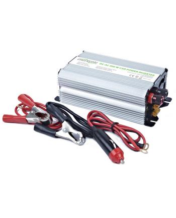 PRZETWORNICA SAMOCHODOWA12V->230V 300W USB