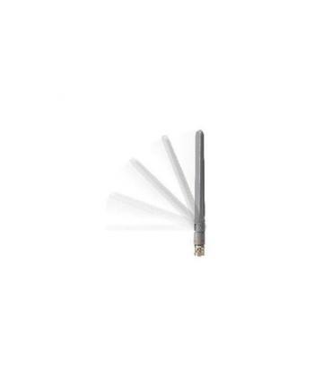 Cisco 2.4 GHz/2 dBi, 5 GHz/4 dBi Dual Band Dipole Antenna, Gray, RP-TNC